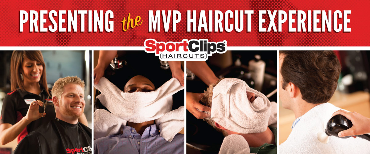 The Sport Clips Haircuts of Altamonte Springs MVP Haircut Experience